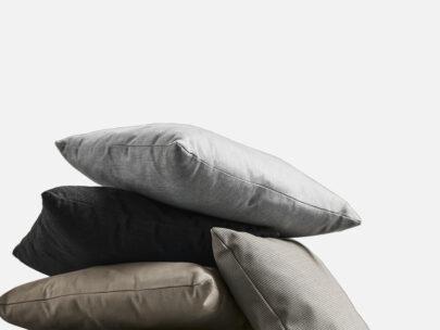 Almohadones y mantas